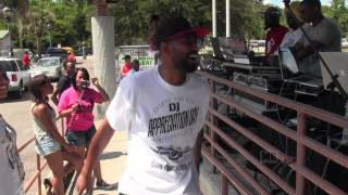 The 2nd Annual Salute The Djs Dj Appreciation Day Cookout 2015