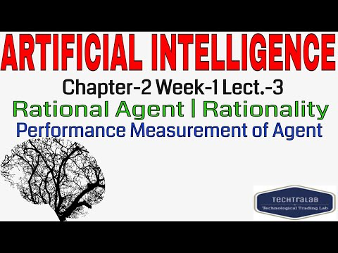Artificial Intelligence | Rational Agent | Rationality | Performance Measurement of Agent