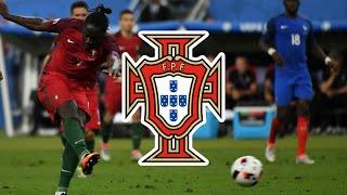 Golo Portugal vs França | Éder | Euro 2016 | Relato Antena 1
