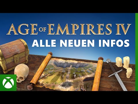 Frisches Gameplay & alle Infos zu Age of Empires IV