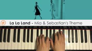 La La Land - Mia & Sebastian's Theme (Late For The Date) (Piano Cover) | Patreon Dedication #129