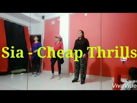 Download thumbnail for Sia - Cheap Thrills / Zumba dance