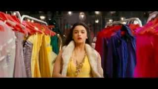 SHANAYA ENTRY SONG | GULABI AANKHENN | STUDENT OF THE YEAR | ALIA BHATT | HIGH QUALITY