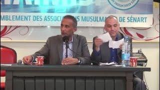 Tariq Ramadan - Kery James, issu d'une secte se dit communautariste