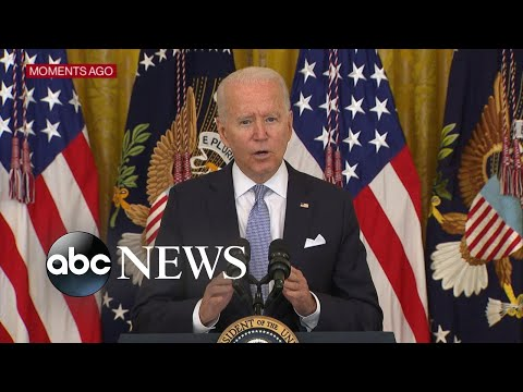 President Biden: This has become a 'pandemic of the unvaccinated'