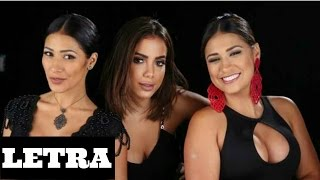 Simone & Simaria - Loka ft. Anitta ( LETRA)