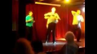 THE CLUB DANCE IN MENORCA