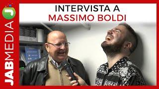 Massimo Boldi su Diletta Leotta, Christian De Sica, Fabio Rovazzi (intervista di Marco Cignoli)