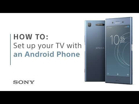 How to: set up your TV with your Android phone