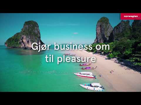 Gjør business om til pleasure - Limited edition rewards 2018 NO
