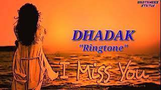 DHADAK Movie Rington |Ishaan Khattar And  Janhvi Kapoor | Ringtone