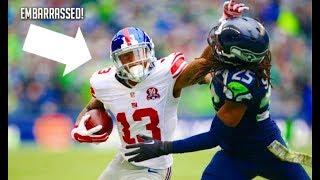 NFL Rookies EMBARRASSING Veteran Players || HD