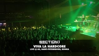 Section 1 - Viva La Hardcore (feat. DJ One Of The Best) [Live @ A2, 29.03.2015]