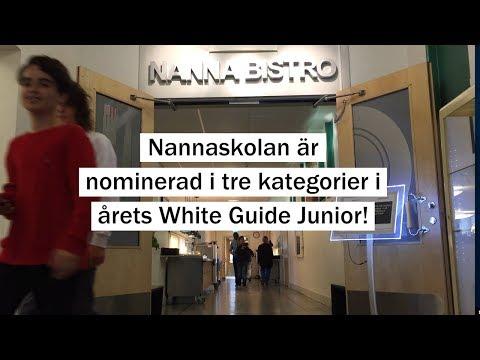 Nannaskolan kan ta storslam i White Guide Junior