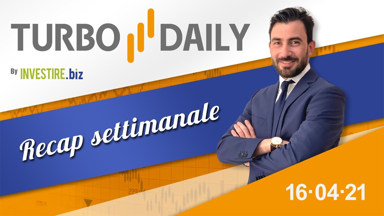 Turbo Daily 16.04.2021 - Recap settimanale