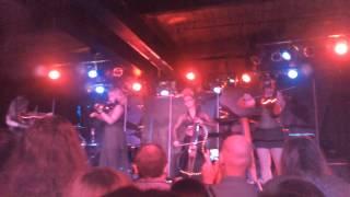 Eklipse - Teardrop Live In Atlanta, GA @ The Masquerade [9/28/13]