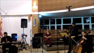 COVER - I was born to love You - Instrumental - LIVE