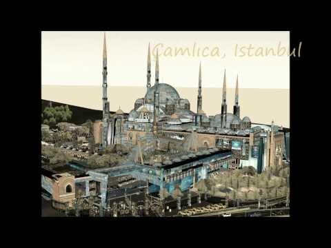 Çamlıcaya Yapılacak Cami Projesi (Destekleyin/ Yazın!)  Cami-Masjid-Mosque-Moschee-Mosquée-مسجد