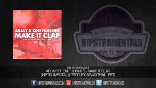 Arjay - Make It Clap [Instrumental] (Prod. By ArjayThaIllest) + DOWNLOAD LINK