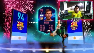 MESSI AND OTW IN A PACK!! FIFA 19