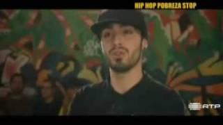 NAD - Indiferença - hiphop Pobreza Stop - RTP