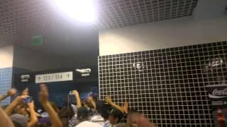 Grêmio 1x0 Vitoria - Eu sou borracho sim senhor - entrada Geral do Grêmio