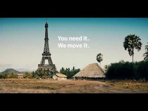 DSV – You need it. We move it. (Deutsche Version)