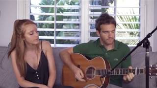 Alli and Sean - Come Together - Beatles Acoustic Guitar Cover