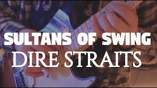 """Dire Straits """"Sultans of Swing"""" Os Maiores Solos - Fabio Lima"""