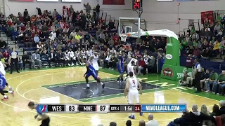 Highlights: Kevin Capers (21 points)  vs. the Red Claws, 3/12/2017