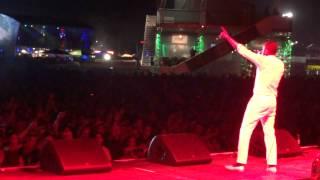 Mos Def - Hip Hop live @ Openair Frauenfeld 2012