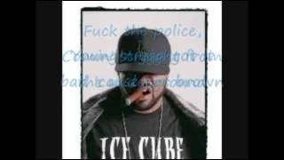N.W.A. Fuck Tha Police (2014 Remastering)