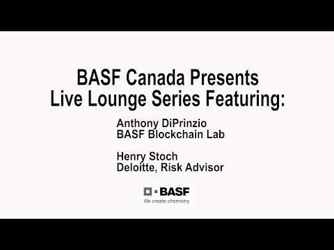 BASF Canada Live Lounge: ReciChain