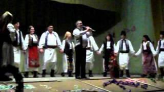 Ansamblul Caraşul din Grădinari şi Gică Boseică La Lugoj în 12.11.2010