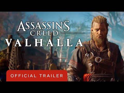 Assassin's Creed Valhalla - Story Trailer