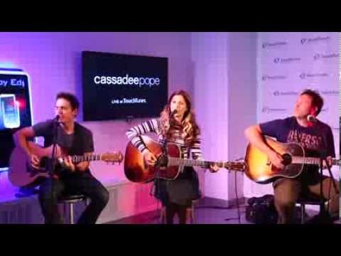 "Cassadee Pope - ""Good Times"" Live at TouchTunes"