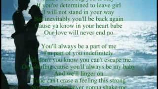 Always Be My Baby - David Cook