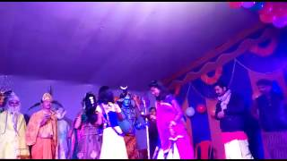 Bhalpatti mahasivratri program 2017 madhav rai and kanchan panday द्वारा 2017(3)
