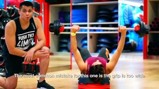 BODYPUMP™ Tip of the week #11 - The Tricep Extension
