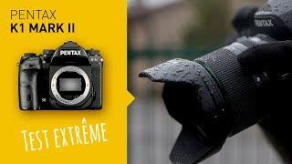 Vidéo-Test : Test Pentax K1 mark II : Plein format sous la pluie (en français)