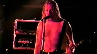 Grave 1994 - Into The Grave Live at Hallandale on 03-11-1994 Deathtube999