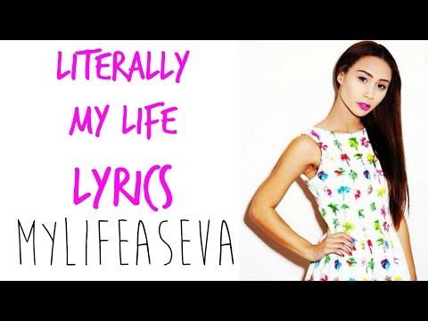 Literally My Life | LYRICS - Eva Gutowski | MYLIFEASEVA Chords ...