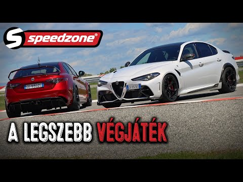 Alfa Romeo Giulia GTA/GTAm – A legszebb végjáték (Speedzone S09E06)