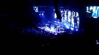 The Killers - Bones, Santiago 2009