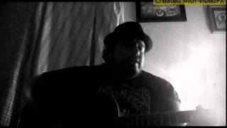 mind is playing tricks on me- acoustic cover by DB