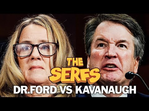 Dr.Christine Ford VS Brett Kavanaugh - (Case Study) 2018
