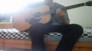 Revenga - System Of A Down - Cover on Acoustic Guitar