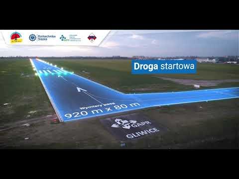 Gliwice,  przebudowa lotniska. Miasto zmierza do stworzenia tu lokalnego kompleksu lotniczego