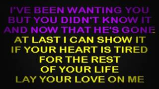 SC2095 08   Perfect Stranger   You Have The Right To Remain Silent [karaoke]