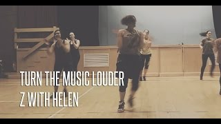 Turn The Music Louder - Zumba with Helen